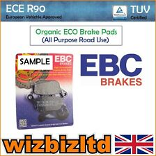 EBC Rear Organic Brake Pads Honda FL 400 R RK/RL Pilot 89-93 FA111