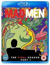 Mad Men Complete Series 7 Part 1 Blu Ray All Episode Seventh Season Original UK