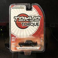 Greenlight | 1:64 Tokyo Torque Series 3 - 1971 Nissan Skyline 2000 GT-R | New