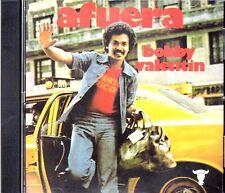 BOBBY VALENTIN - AFUERA- CD