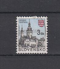 Slovacchia 1994 Città usato