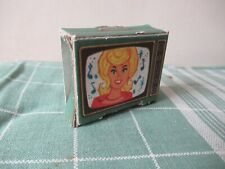 Vintage Mattel Skipper Dream room replacement piece/part Tv Television