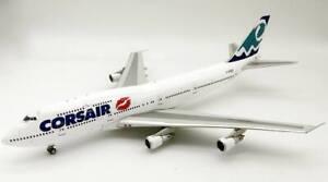 Maqueta Boeing 747-300 Corsair F-Gsex de Metal A 1/200 Serie Limitada