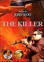 The Killer DVD Nuovo Sigillato John Woo Con Chow Jun - Fat NO DVIX