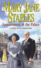 Appointment at the Palace by Mary Jane Staples (Paperback)