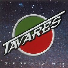 TAVARES: GREATEST HITS CD THE VERY BEST OF / NEW