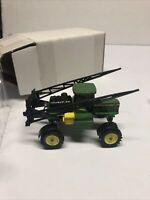 Ertl John Deere 1/64 Diecast Tractor & Farm Implement Lot 4700 Wagon Trailer NEW