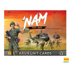 Flames of War - Vietnam: ARVN Forces in Vietnam Unit Cards VAR901