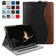 For New Microsoft Surface Go 10'' 2018 tablet Multiple Angle Folio Stand Cover