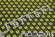 Ferrari Emblem Schriftzug Zeichen Scritta F40 F50 288 308 348 360 430 458 Enzo