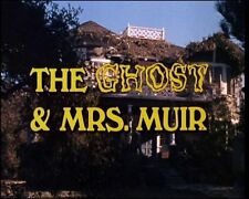 GHOST AND MRS MUIR COMPLETE 1968 TV SERIES  9.5 HD QUALITY 250 SOLD NO TV LOGOS
