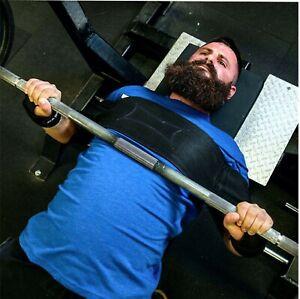 EVO Fitness Bench Press Weight lifting Gym Sling Shot Blaster Strength training