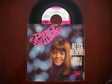 Rarität! Tolle Single von Pat Simon im Originalcover auf Vogue