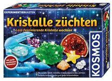 Kristalle züchten Kosmos 643522 Kinder Experimentieren Spielzeug Chemie Natur