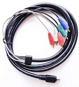 DIRECTV 10 Pin To Component Reciver H25 Genie Mini Clients