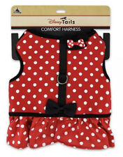 Disney Tails Minnie Mouse Pet collection comfort harness Dogs 20-50lbs Bn
