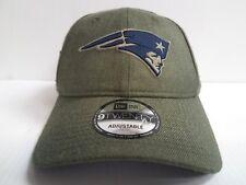 New England Patriots Cap Era 9twenty Adjustable NFL 2018 Salute to Service Hat