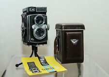 Yashica MAT LM Medium Format Twin Lens Reflex Camera with Copal MXV shutter