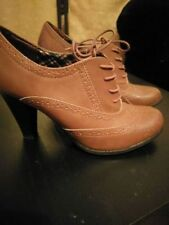 Clubwear Lace Up Shoes for Women