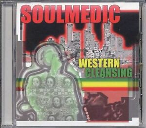 Soulmedic - Western Cleansing [New CD]