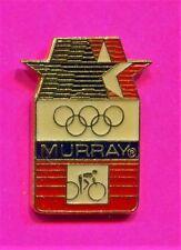 1984 LA OLYMPIC PIN MURRAY CYCLING PIN OFFICIAL SPONSOR PIN
