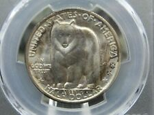 "1936 ""S"" Bay Bridge Commemorative Silver Half Dollar 50c PCGS MS64  ECC&C, Inc."