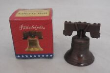 Historical Collectible Miniature Souvenir Liberty Bell Philadelphia Independence