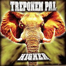Treponem Pal CD Higher - France (EX/VG)