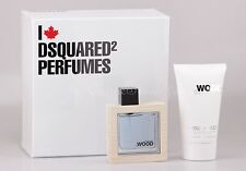 DSQUARED ² - He Wood Ocean Wet Wood Set - 50ml EDT + 100ml SHOWERGEL Nuovo/Scatola Originale