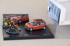 Renault coffret 100 ans - 1898/1998 - Renault boutique 1/43