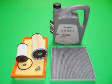 Filtersatz VW Passat (3G2/3G5) 2.0 TDI + 5L Original VW Öl 0W30 504 00 / 507 00