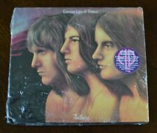 Trilogy [Deluxe Edition]  [2CD/1 DVD-Audio] by Emerson, Lake & Palmer SEALED VG
