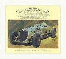 Napier Railton 1933 Inglaterra rolls royce 16ps cuatro cilindros Motorsport Oldtimer 48