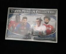Topps Museum Collection Champions League 2017/18 Hobby Box