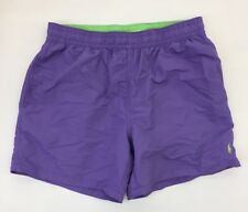 "Polo Ralph Lauren Swim Trunks Shorts Men ""Medium"" Vintage Worn"