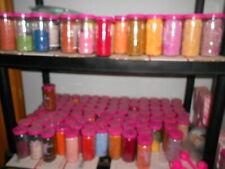 Pink Zebra Sprinkles Jar (new) GRAPE POPSICLE