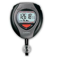 Casio Hs-6-1ef - Gents Watch Digital Quartz Sports Chronograph
