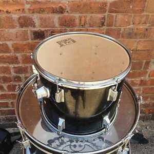 "Session Pro 13"" Rack Tom Drum in Black"