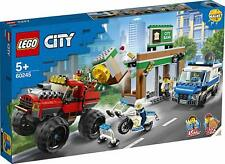 Lego 60245 City - Atraco del Monster Truck - NUEVO