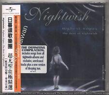 TAIWAN OBI 2017 CD Nightwish: Highest Hopes - Best Of (2005) SEALED