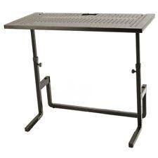 QUIKLOK DJ/233 tavolo supporto pieghevole regolabile x consolle tastiere piatti