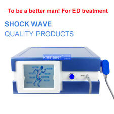 8 bar shock wave shockwave Joints pain Sexual dysfunction  treat ED therapy