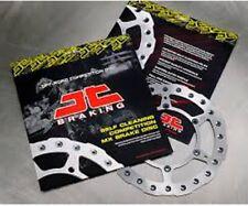 JT Stainless Steel Brake Rotor Rear JTD4062SC01 55-54062 207702