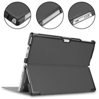 Protective Case For Microsoft Surface Pro 6 / Pro 5 / Pro 4 Folio Stand Cover
