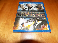 CURSE OF THE DRAGON SLAYER Paul Hunt Fantasy Action BLU-RAY DVD DIGITAL SET NEW