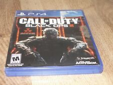 Call of Duty: Black Ops III (SONY PlayStation 4,2015) Complete!!!!