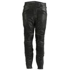 Pantalons tout en cuir pour motocyclette