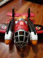Fisher Price Imaginext Sky Racers Twin Eagle Plane #6