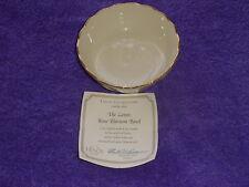 Lenox Rose Bowl/ Classy Christmas Present/ Serving Dish/ Bone China