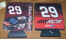 KEVIN HARVICK #29 BUDWEISER CAR CAN COOLER KOOZIE NEW!!!!!!